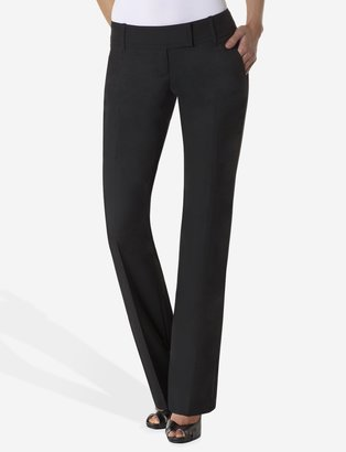 The Limited Drew Extended Tab Bootcut Pant