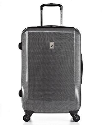 """London Fog Suitcase, 28"""" Windsor Rolling Spinner Hardside Upright"""
