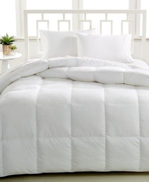 Hotel Collection Luxe Down Alternative Full/Queen Comforter, Hypoallergenic, 450 Thread Count 100% Cotton Cover, Created for Macy's Bedding