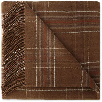 JCPenney JCP Home Collection HomeTM Plaid Acrylic Throw