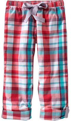 Old Navy Women's Printed Roll-Up Lounge Pants