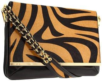 Badgley Mischka Tam Haircalf (Tiger) - Bags and Luggage