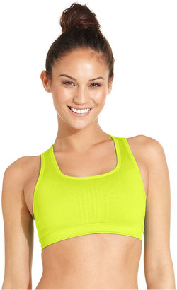Ideology Top, Seamless Racerback Sports Bra