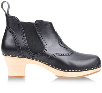 Swedish Hasbeens Ankle boots