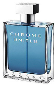 Azzaro Chrome UNITED Fragrance Collection