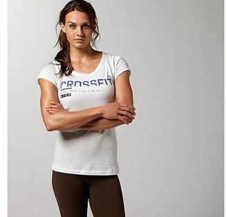 Reebok CrossFit Santa Cruz Tee