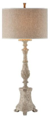 Grand Cathedral Lamp by Aidan Gray- Set of Two