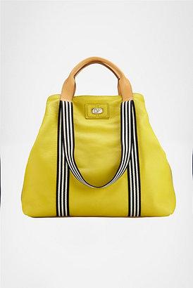 Diane von Furstenberg Kaya Large Leather Bag