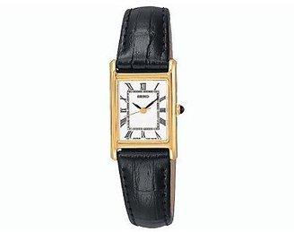 Seiko Women's Gold Tone Strap Watch