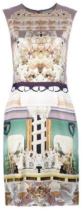 Mary Katrantzou 'Ivory' dress