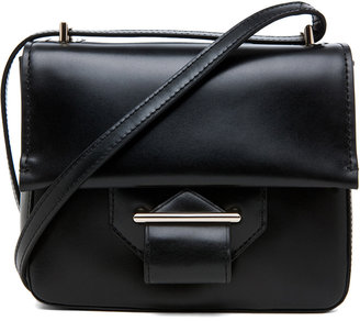 Reed Krakoff Standard Mini Shoulder Bag in Saddle