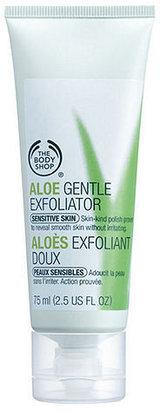 The Body Shop Aloe Gentle Exfoliator 2.53 fl oz (75 ml)