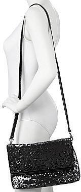 JCPenney Cosmopolitan Sequin Foldover Clutch