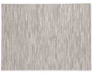 """Chilewich Bamboo Woven Vinyl Placemat 14"""" x 19"""""""