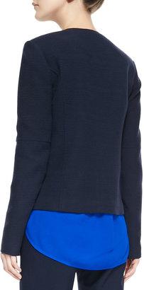 Vince Snap-Front Four-Pocket Jacket