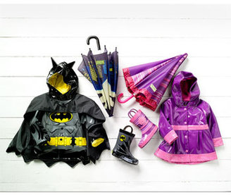Western Chief 'Batman Everlasting' Light-Up Rain Coat (Toddler, Little Boys & Big Boys)