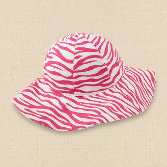 Children's Place Zebra sun hat