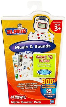 Playskool Alphie Booster Pack - Music and Sounds