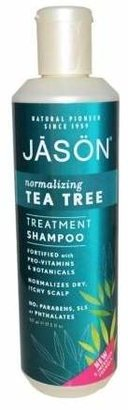 JASON Tea Tree Scalp Normalizing Shampoo $9.99 thestylecure.com