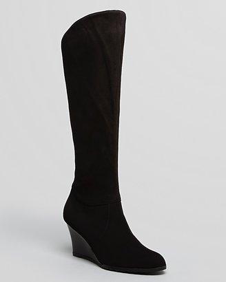 LK Bennett L.K.Bennett Tall Wedge Boots - Nancy