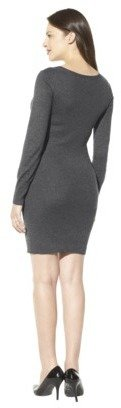 Liz Lange for Target® Maternity Long-Sleeve Cable Sweater Dress - Assorted Colors