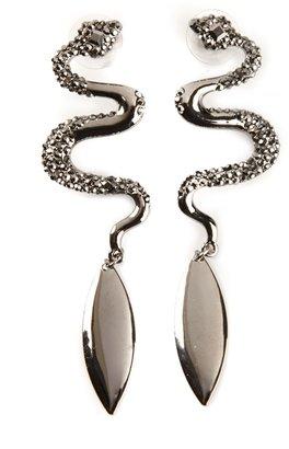 Luxury Fashion snake earrings
