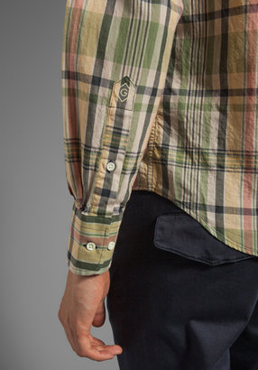 Gant Madras Hidden Pocket EZ OBD