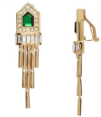 Rachel Zoe Fringe Earrings