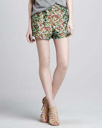 Elizabeth and James Jody Floral-Print Shorts