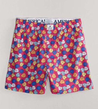 American Eagle AE Candy Hearts Boxer