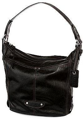 JCPenney a.n.a® Madeline Bucket Handbag