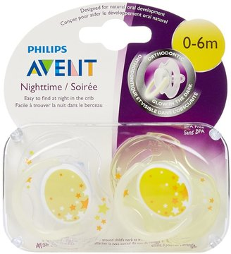 Avent Naturally Night Time Infant Pacifier