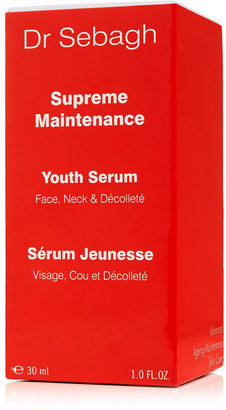 Dr Sebagh Supreme Maintenance Youth Serum, 60ml - Colorless
