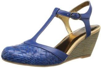 BC Footwear Women's Drop Everything Wedge Sandal