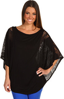 Type Z Seraphina Butterfly Sleeve Top