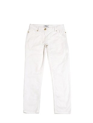 5 Pocket Velvet Jeans
