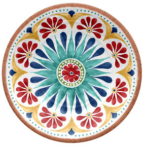Rio Medallion Salad Plate (Set of 4)