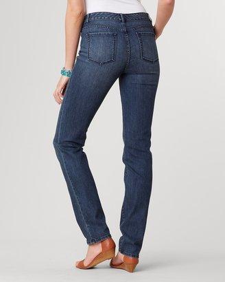 Coldwater Creek Natural slim-leg jeans