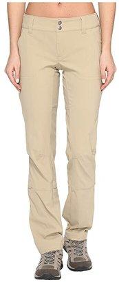 Columbia Saturday Trail Pant (British Tan) Women's Casual Pants