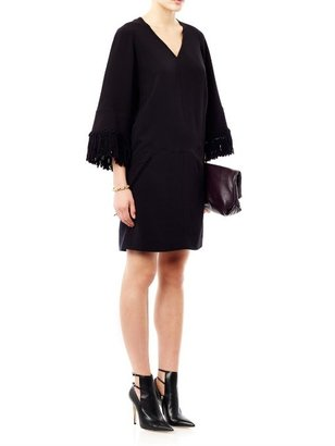 Derek Lam Tassel sleeve dress