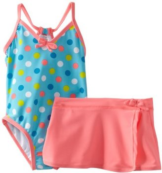 Carter's Little Girls' 1 Piece With Sarong