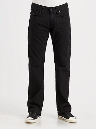 True Religion Ricky Straight-Leg Jeans