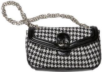 Express Woven Pattern Handbag