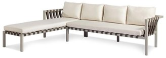 Blu Dot Jibe Outdoor Left Sectional Sofa