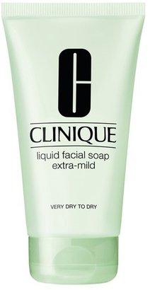 Clinique Liquid Facial Soap Extra Mild $14.50 thestylecure.com