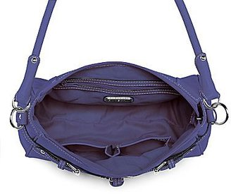 JCPenney Rosetti® Sweepstakes Solid Montana Small Hobo Bag
