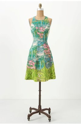 Tracy Reese Revisited Impressionist Frock