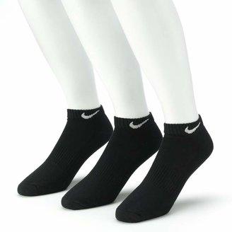 Nike Men's 3-pk. Low-Cut Performance Socks
