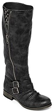 JCPenney Olsenboye® Ramble Tall Zipper Boots