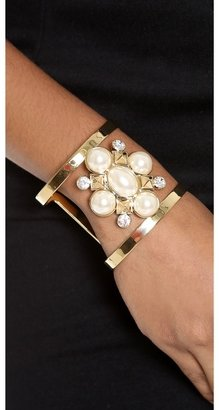 Juicy Couture Cluster Open Cuff